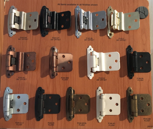 Traditional Cabinet Hinges